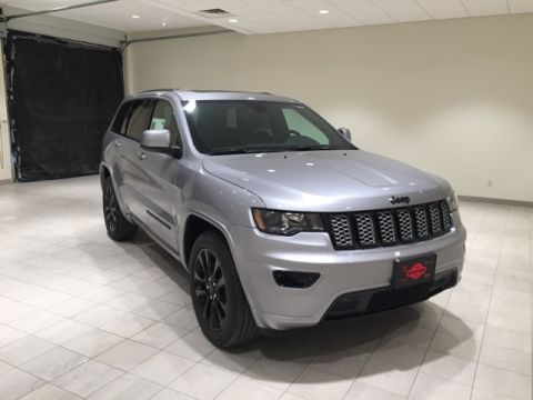 NEW 2018 JEEP GRAND CHEROKEE ALTITUDE 4X2