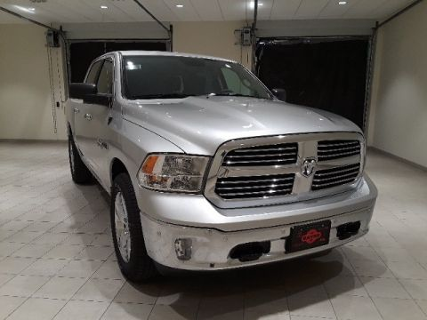 "NEW 2018 RAM 1500 LONE STAR CREW CAB 4X4 5'7"" BOX"