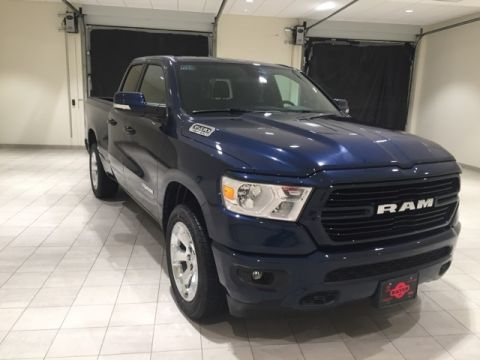 "NEW 2019 RAM 1500 BIG HORN / LONE STAR QUAD CAB® 4X2 6'4"" BOX"