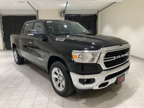 "NEW 2019 RAM 1500 BIG HORN / LONE STAR CREW CAB 4X2 5'7"" BOX"
