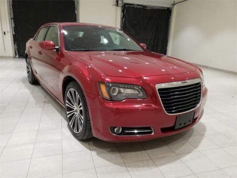 PRE-OWNED 2013 CHRYSLER 300 S RWD 4D SEDAN