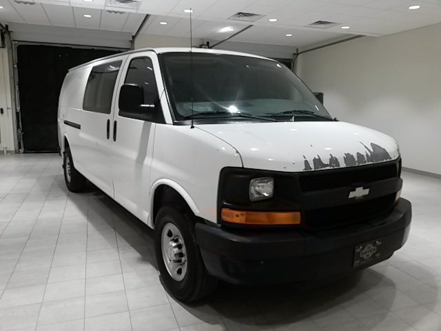 dodge cargo van sprinter work