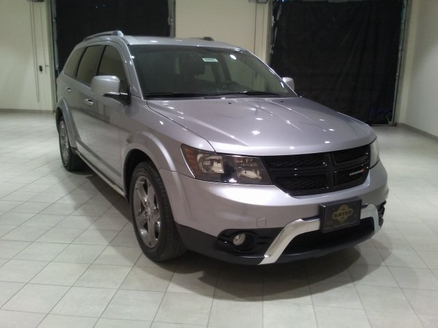 Pre Owned 2016 Dodge Journey Crossroad 4d Sport Utility In Hamilton