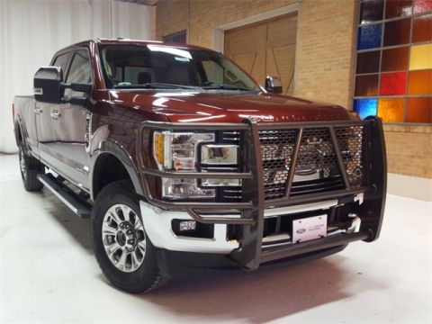 Pre-Owned 2017 Ford F-350SD