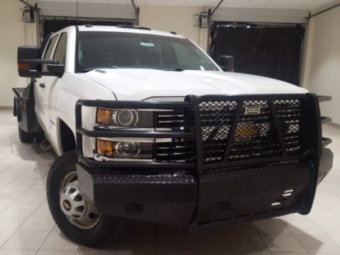 Pre-Owned 2015 Chevrolet Silverado 3500HD Work Truck