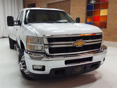 Pre-Owned 2014 Chevrolet Silverado 3500HD LT
