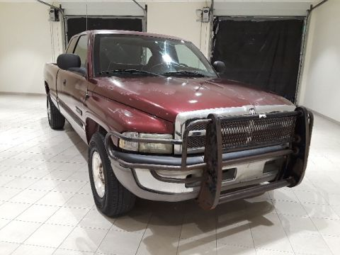 Pre-Owned 2002 Dodge Ram 2500 ST